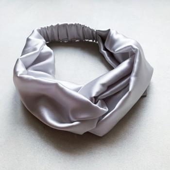 Nifty Silk Headband - jedwabna opaska do włosów